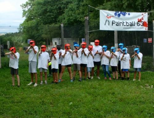 Journée aventure Kart et Paintball
