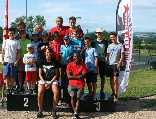 Des vacances sportives avec l'ASPTT