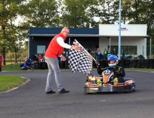 6 H Kart Escale : de plus en plus fort !